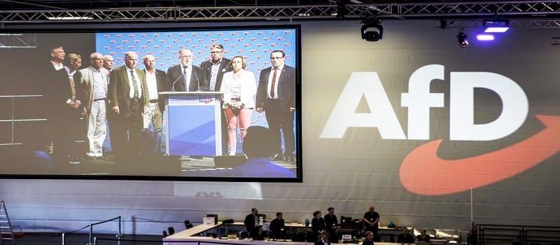 Ελβετοί βιομήχανοι χρηματοδοτούν τη Γερμανική ακροδεξιά