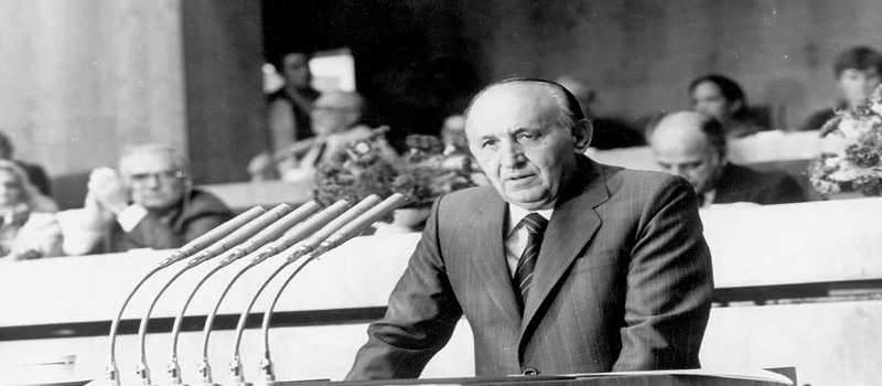 Επιστολή του ηγέτη της σοσιαλιστικής Βουλγαρίας 20 έτη μετά