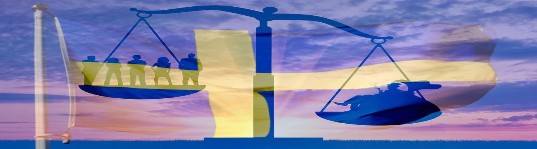 Η Σουηδία πρώτη στην ανισότητα μεταξύ φτωχών και πλουσίων