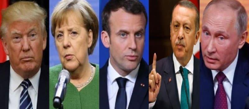 Η Συρία και οι «σωτήρες» της