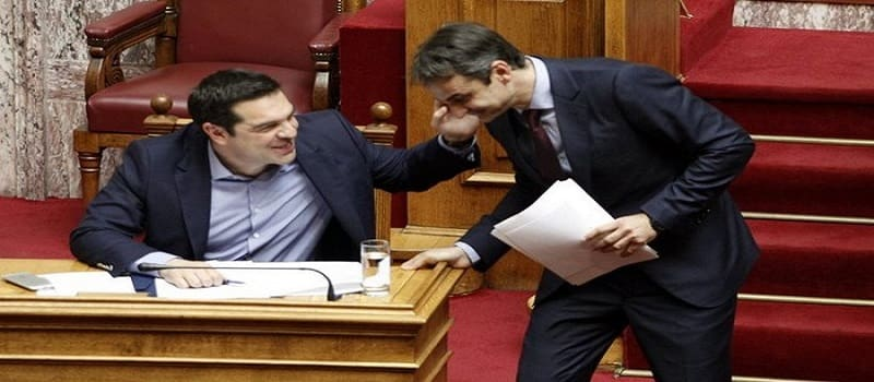 Η δοκιμασμένη συνταγή προπαγάνδας του ΣΥΡΙΖΑ