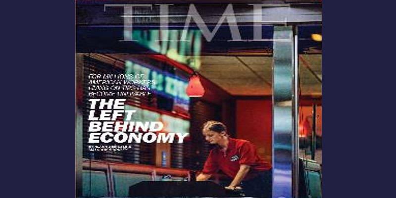 Η ζωή στην Αμερική της «ανθισμένης βιομηχανίας» των υπηρεσιών