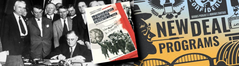 Η κρίση του 1929 – 1933 και το «New Deal» (Μέρος Γ')