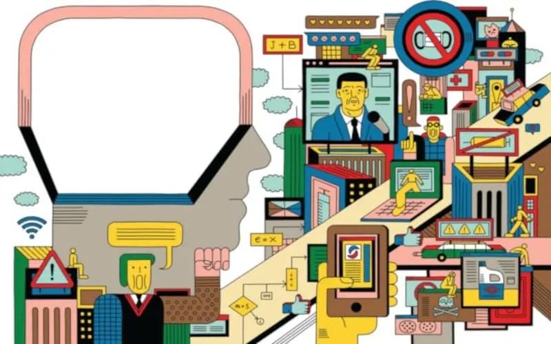 Η υπερφόρτωση πληροφοριών βοηθά στη διάδοση Fake News και τα ΜΚΔ το γνωρίζουν