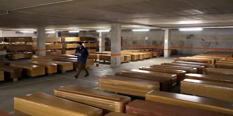 Ισπανία: Έκαναν μαζικές εξαγωγές διαγνωστικών τεστ μέχρι και τις 15 Μαρτίου