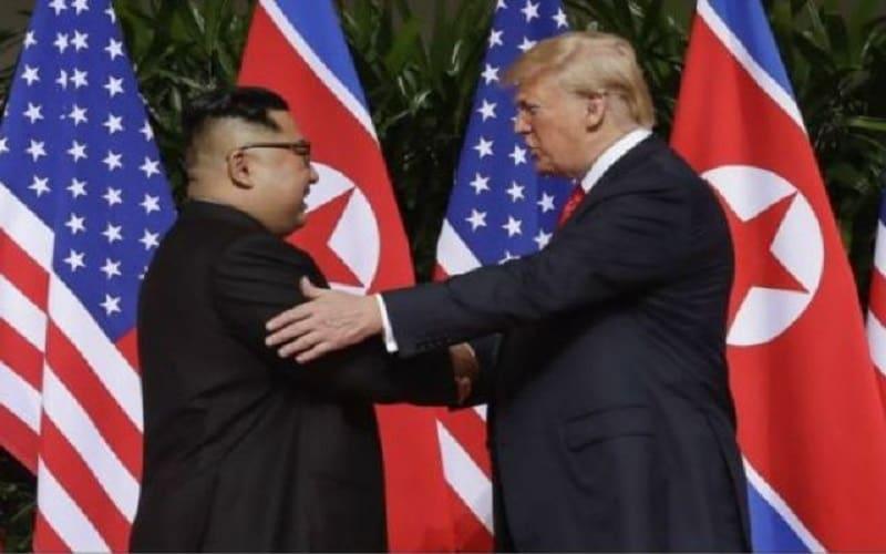 Τραμπ και Κιμ