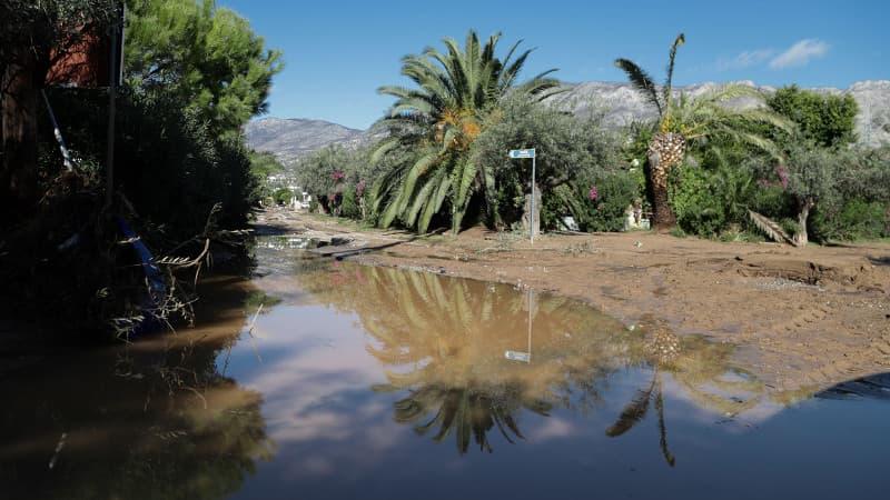 Κινέτα: Πάνω από 300 σπίτια υπέστησαν ζημιές από τις πλημμύρες