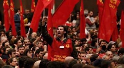 Κοινή ανακοίνωση εξέδωσαν το ΚΚ Τουρκίας και το ΚΚΕ