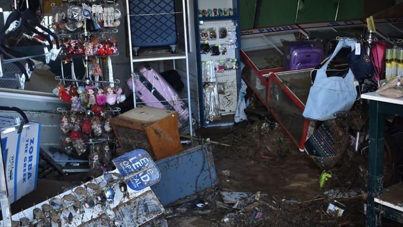 Κρήτη: Oλοκληρωτική καταστροφή στο Δήμο Χερσονήσου