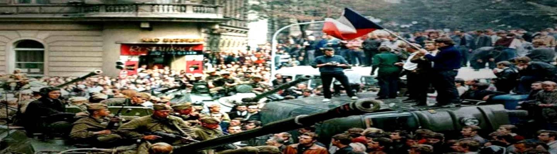 Μάκης Παπαδόπουλος – Για τα γεγονότα του 1968 στη Τσεχοσλοβακία