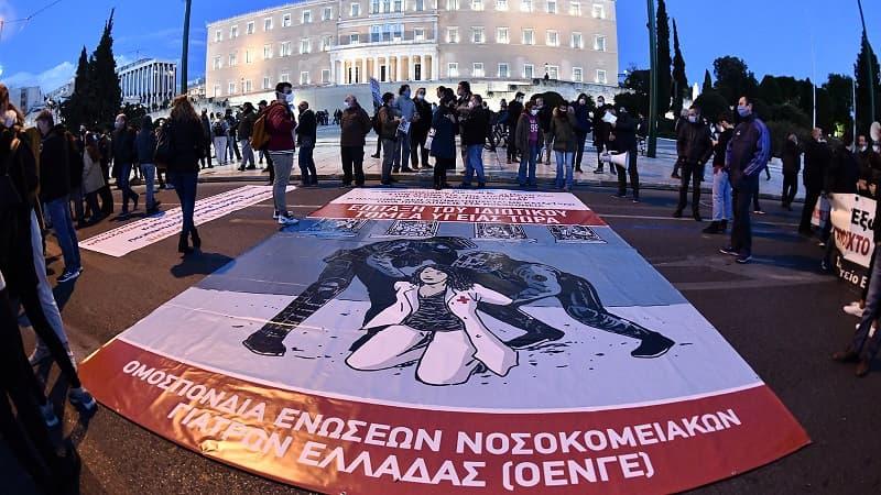 Μεγάλες διαδηλώσεις για υγεία και δικαιώματα κόντρα στον αυταρχισμό