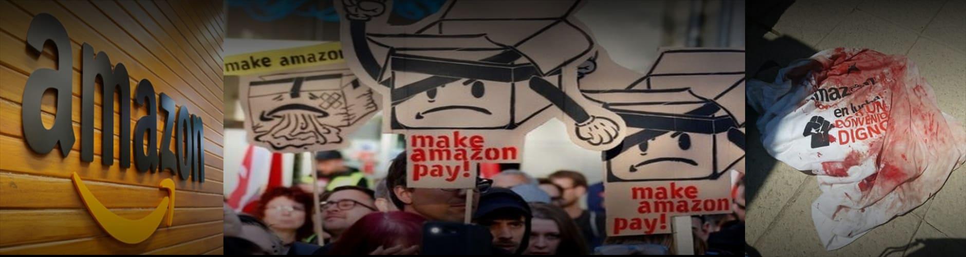 Μεγάλη απεργία στην «Amazon» σε Γερμανία κι Ισπανία