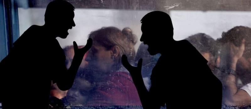 Νέα Βρασνά: Όταν οι χριστιανοταλιμπάν μιλούν για ...ηθική