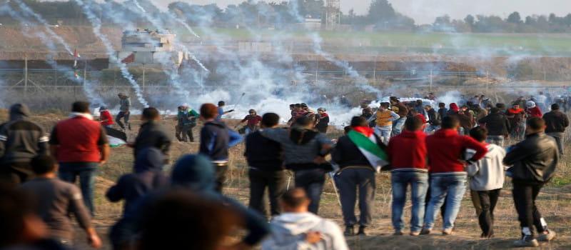 Δολοφονίες παλαιστινίων