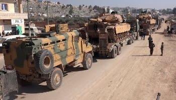 Νέα τουρκική επέμβαση στην επαρχία Ιντλίμπ