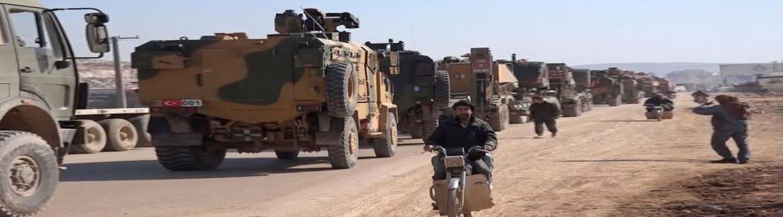 Νεκροί δεκάδες Τούρκοι στρατιώτες από ρωσική επίθεση