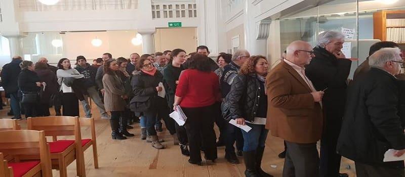 Οι Συριζαίοι ψήφισαν τους φασίστες στο Συνέδριο Μεταναστών