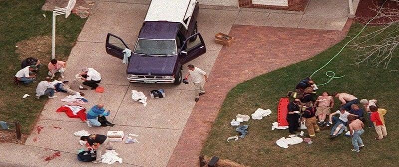 Λύκειο Κολουμπάιν: 15 νεκροί