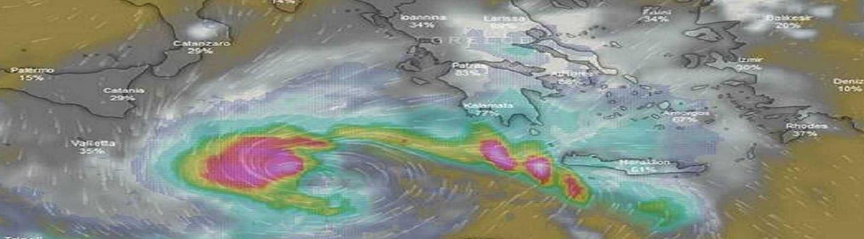 Ούτε οι κυκλώνες δεν επισκέπτονται την «απομονωμένη» Πάτρα