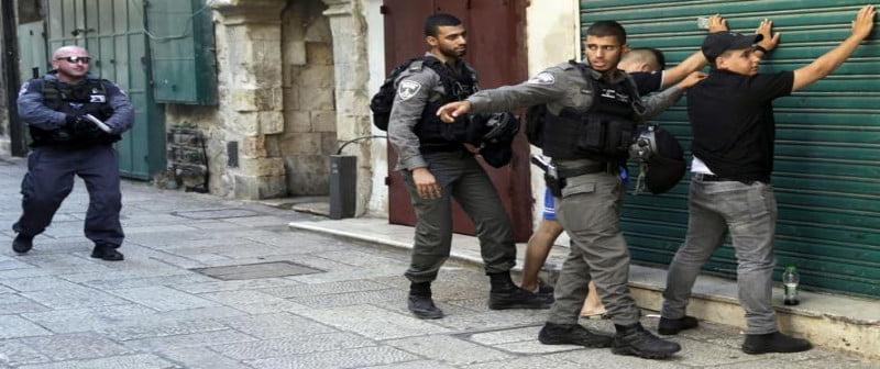 Ο ισραηλινός στρατός κατεδάφισε σπίτι Παλαιστίνιου