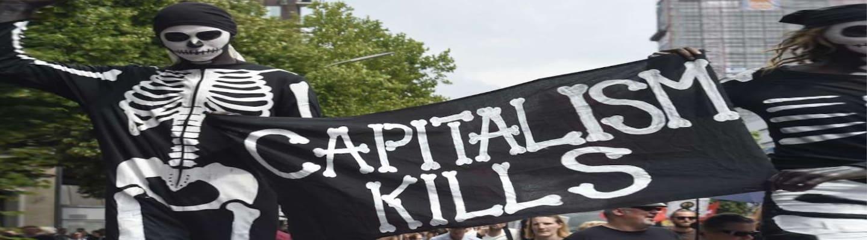 Ο καπιταλισμός σε σκοτώνει, ηλίθιε