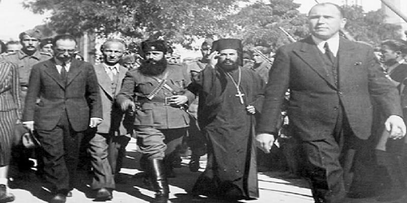 Άρης Βελουχιώτης – «Εγώ παιδί του Ελληνικού Λαού...»