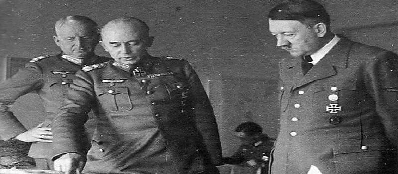 Ο φαντάρος που απαίτησε να σβηστεί ναζιστικό σύνθημα