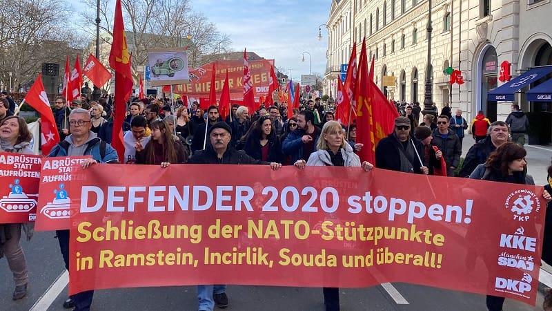 Απαγόρευσαν τη συμμετοχή του ΚΚ Γερμανίας στις εκλογές! Του αφαίρεσαν την ιδιότητα του πολιτικού κόμματος!