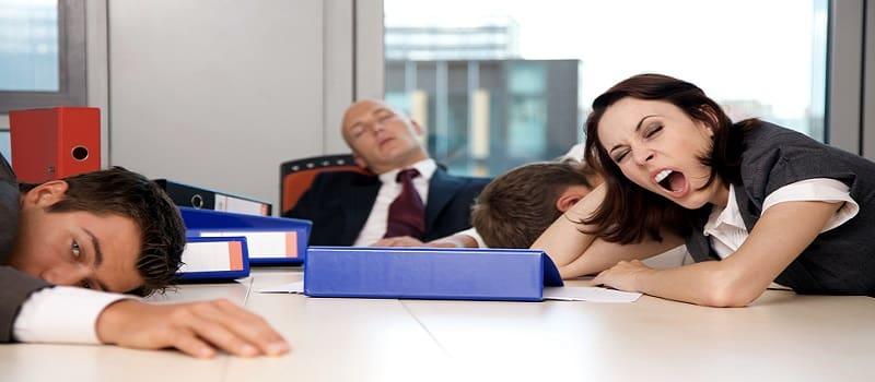 Παραπονιέσαι στη δουλειά σου; Ίσως είσαι για τα σίδερα