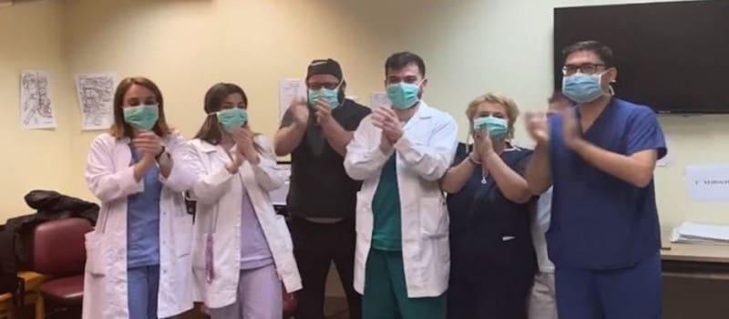 Πρωτοβουλία για εθελοντική συμβολή φοιτητών Ιατρικής-Νοσηλευτικής στη μάχη κατά της πανδημίας