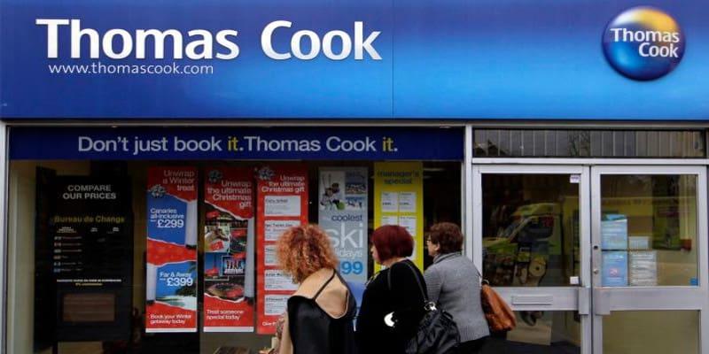 Πτώχευσε η «Thomas Cook»: 50.000 οι εγκλωβισμένοι τουρίστες στην Ελλάδα