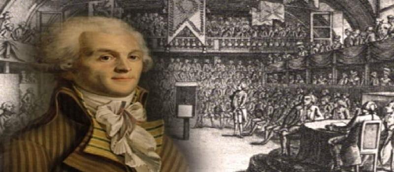 Ροβεσπιέρος ο «Αδιάφθορος» - 260 χρόνια από τη γέννησή του
