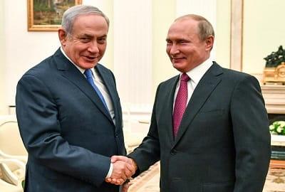 Σκληρό ιμπεριαλιστικό πόκερ: 9η συνάντηση Πούτιν-Νετανιάχου