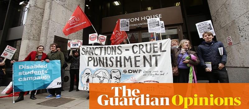 Στη Βρετανία οι άνεργοι αντιμετωπίζονται σαν λωποδύτες!