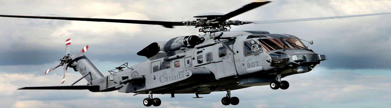 Συνετρίβη ελικόπτερο του ΝΑΤΟ δυτικά της Κεφαλονιάς