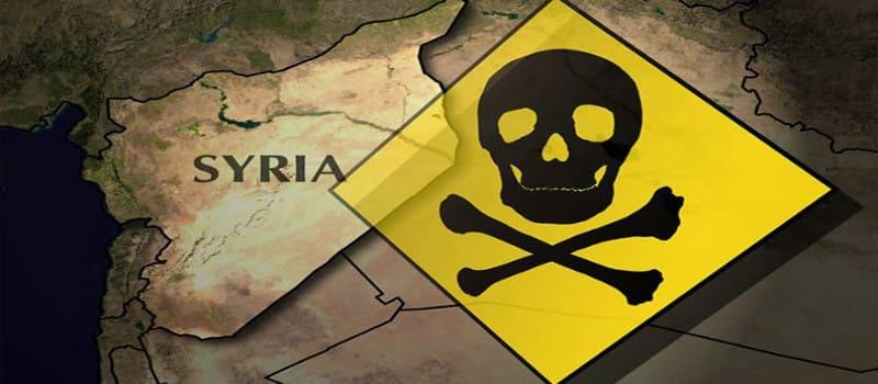 Συρία: Καταγγελίες σχεδίων προβοκάτσιας με χημικά