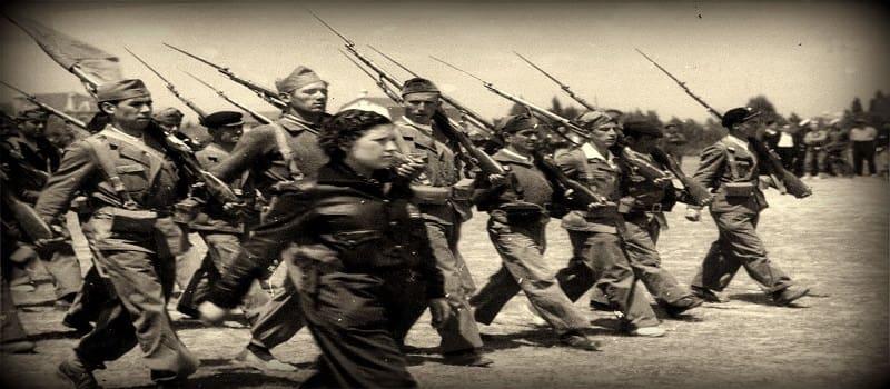 Τα Λαϊκά Μέτωπα πριν από τον Β' Παγκόσμιο Πόλεμο (Β' Μέρος)