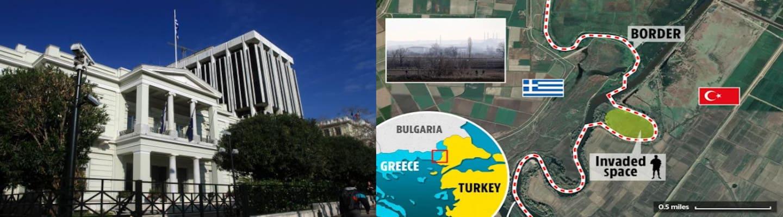 ΥΠΕΞ: «Fake news» τα περί «ξένης δύναμης σε ελληνικό έδαφος»