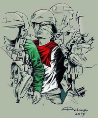 Φυλάκιση 8 μηνών στη 17χρονη Παλαιστίνια Αχέντ Ταμίμι