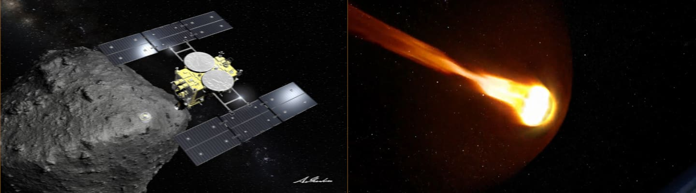 «Χαγιαμπούσα 2»: Αδημονούν να αναλύσουν το δείγμα από τον αστεροειδή Ριούγκου