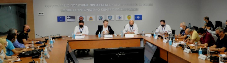 Χρυσοχοΐδης - Χαρδαλιάς στις 15 Ιουνίου: «Φέτος έχει γίνει μια τομή στην πυροπροστασία»