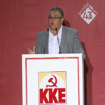 Η ομιλία του Δημήτρη Κουτσούμπα στο 43ο Φεστιβάλ