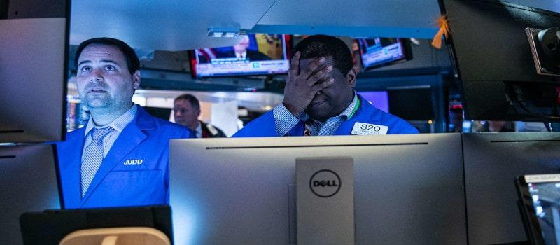 10 δισεκατομμυριούχοι έχασαν 83 δισ. δολάρια τη χειρότερη εβδομάδα των αγορών