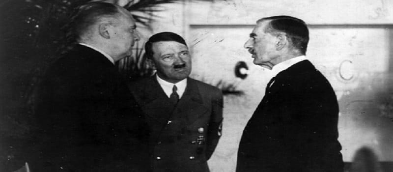 10 μήνες και 24 ημέρες μετά τη Συμφωνία του Μονάχου