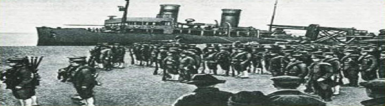 100 χρόνια από την ελληνική επέμβαση στην Ουκρανία - Μέρος Β'