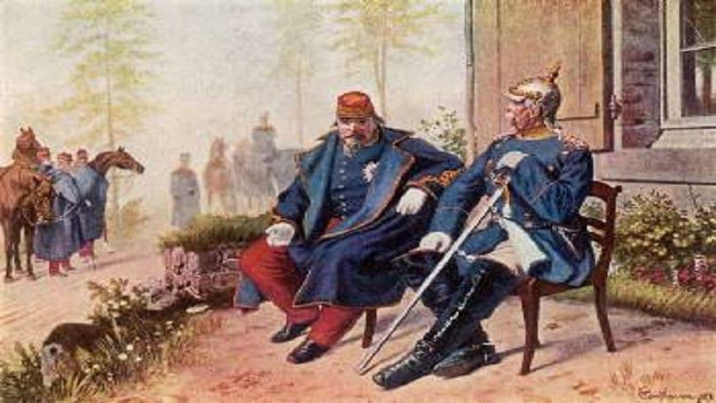 Ναπολέων Γ' - Βίσμαρκ