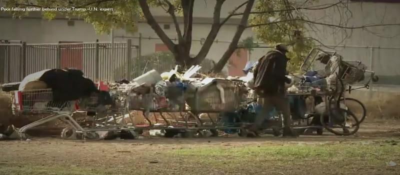 18,5 εκατομμύρια αμερικανοί ζούνε σε ακραία φτώχεια