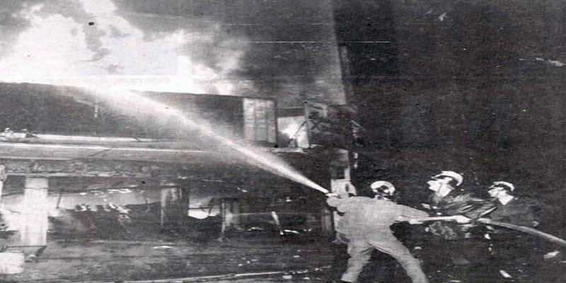 Πυρκαγιά στο «Κάπα-Μαρούσης»