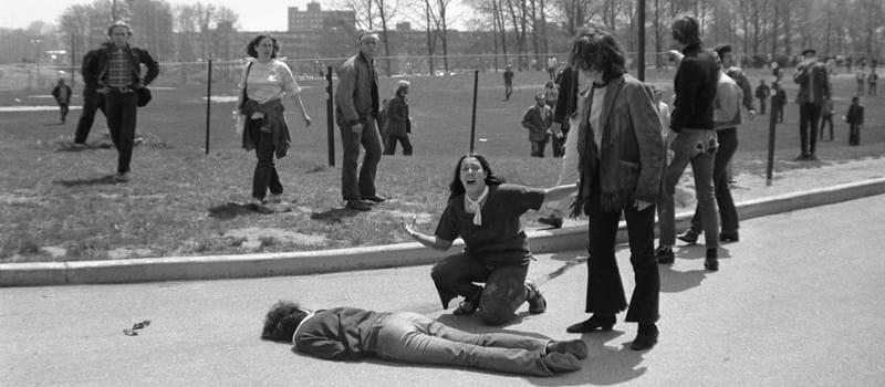 Όταν οι «δημοκρατικές» ΗΠΑ δολοφονούσαν φοιτητές στο Οχάϊο