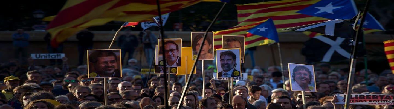 9 έως 13 χρόνια φυλακή για τους αυτονομιστές ηγέτες της Καταλονίας